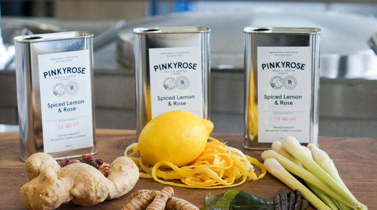 Meet the Makers - Pinkyrose Lemonade