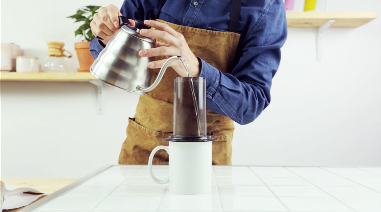 How-to: Aeropress
