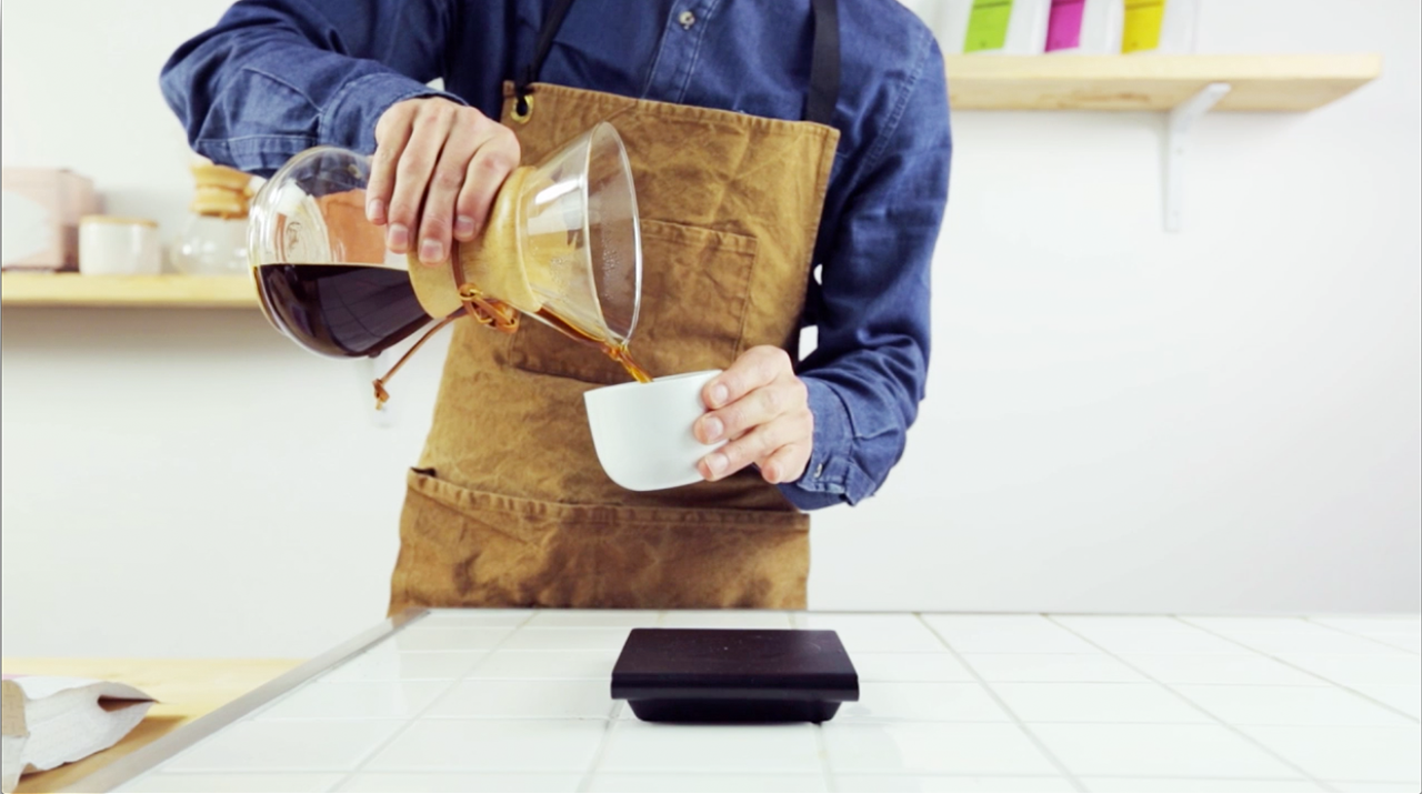How-to: Chemex