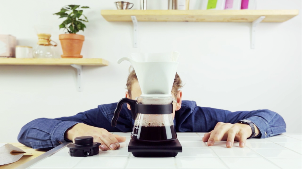 How-to: Pour-over / drip