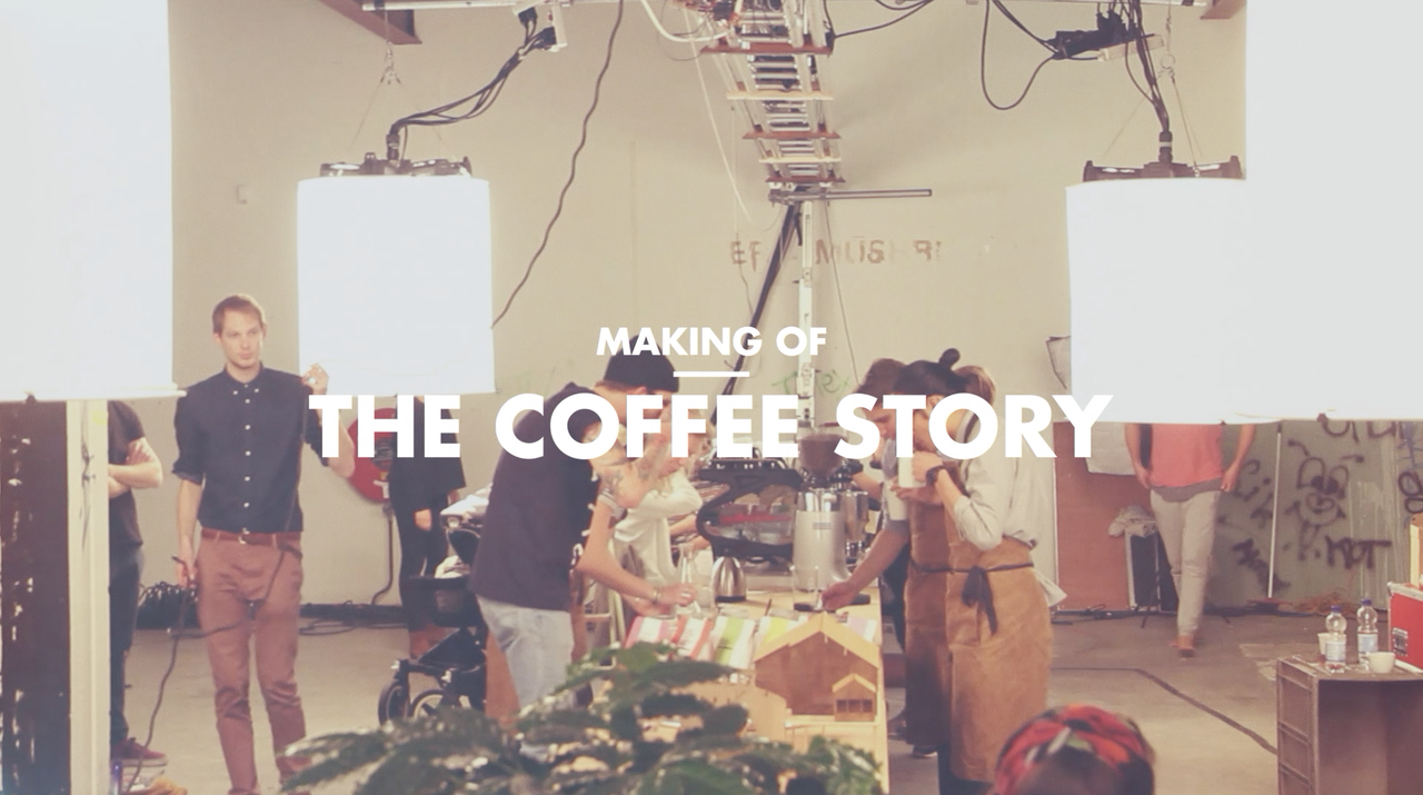 Making of the Coffee Story
