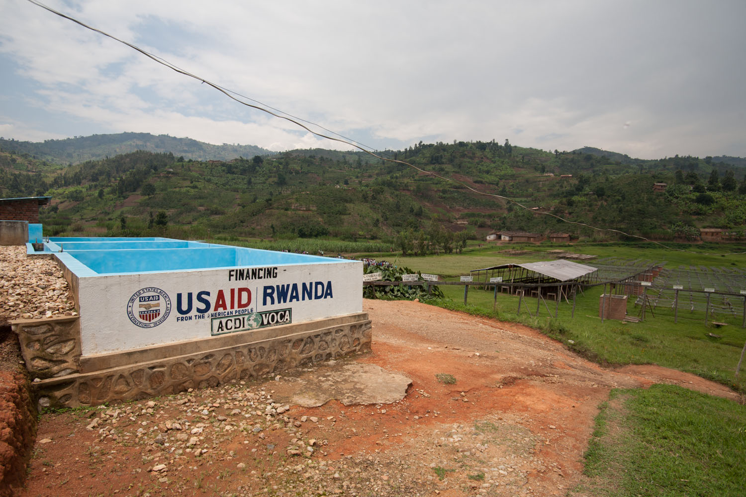 usaid washingstation