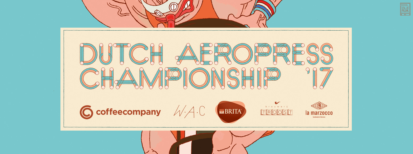 Dutch Aeropress Championship 2017