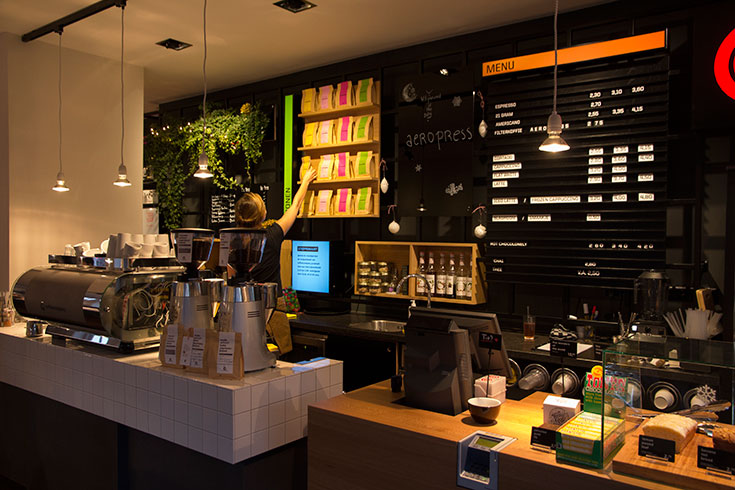 Cc scheldestraat coffeecompany for Coffee business