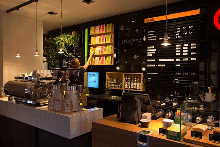 Nieuws coffeecompany for Coffee business