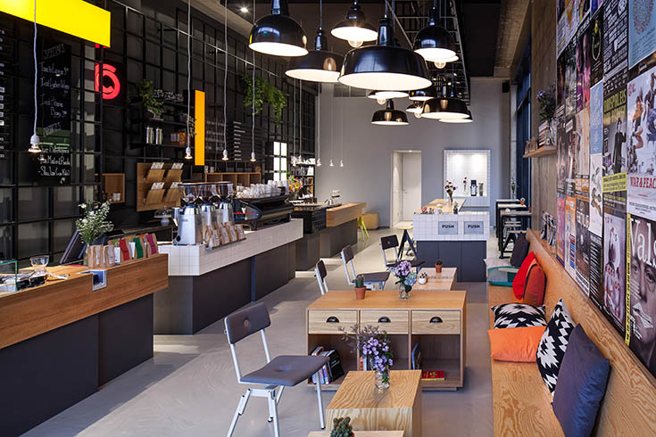 how to start a coffee company
