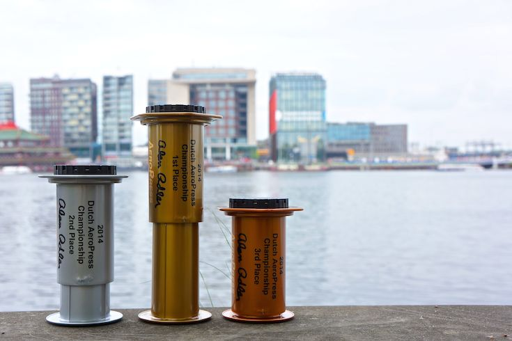 Dutch Aeropress Championship 2014